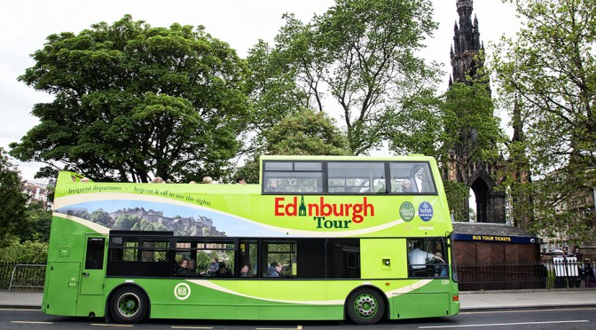 Edinburgh bus tours web