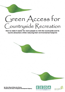 Green Access for Countryside Recreation cover